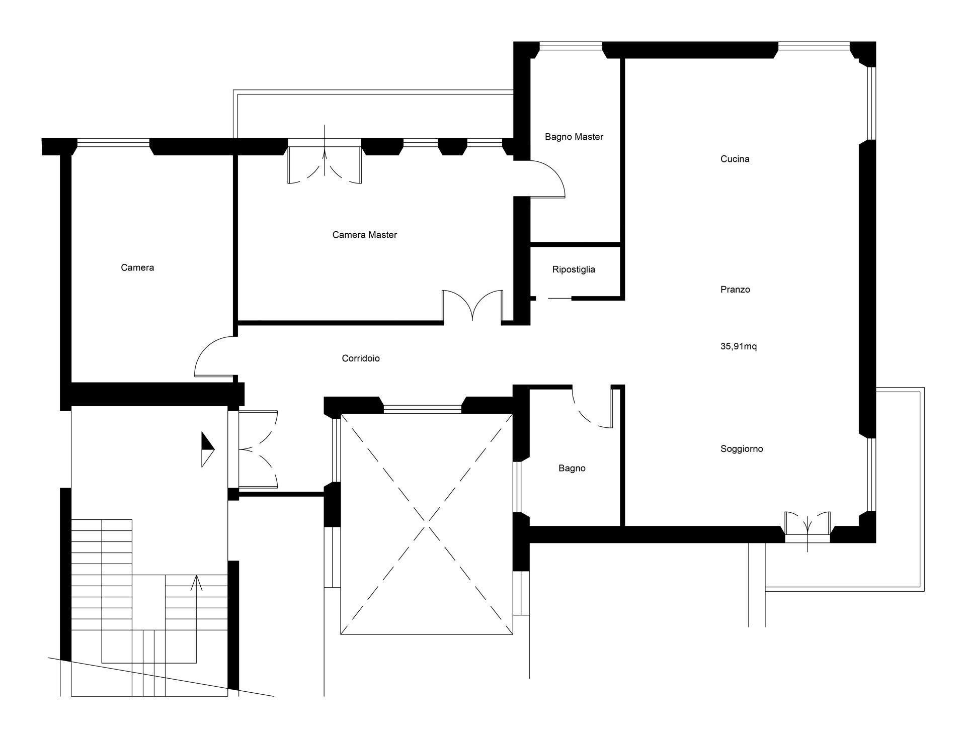 apartment-ancona-barberini-gunnell 1