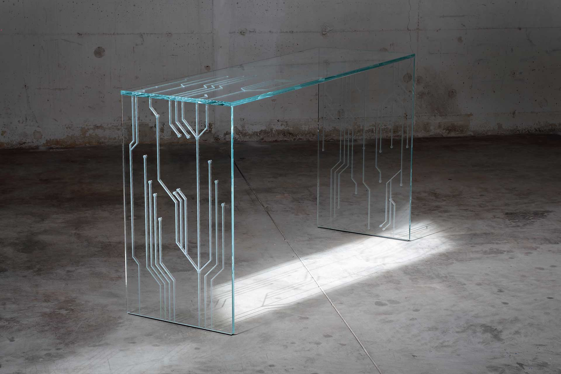 transistor table