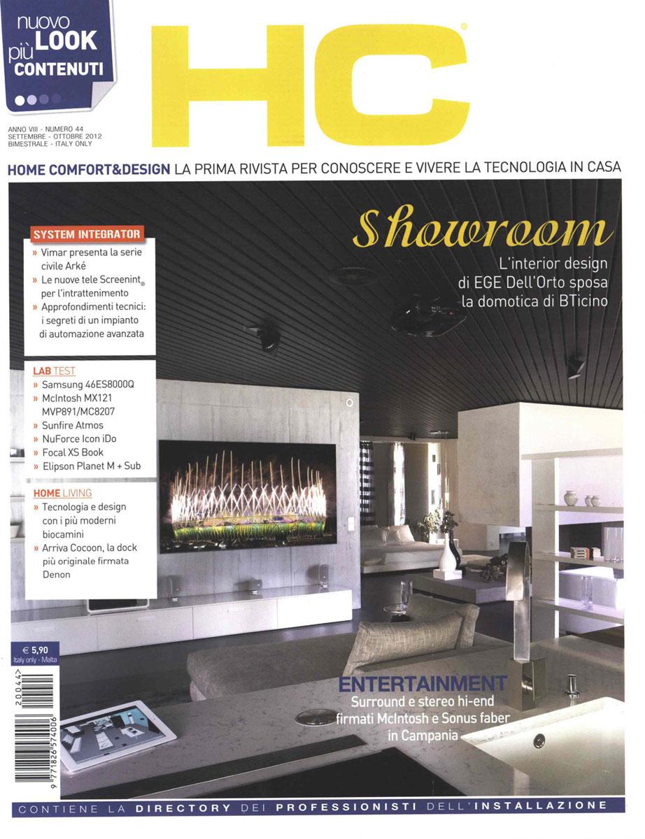 HOME COMFORT _ DESIGN ITALIA 10-2012