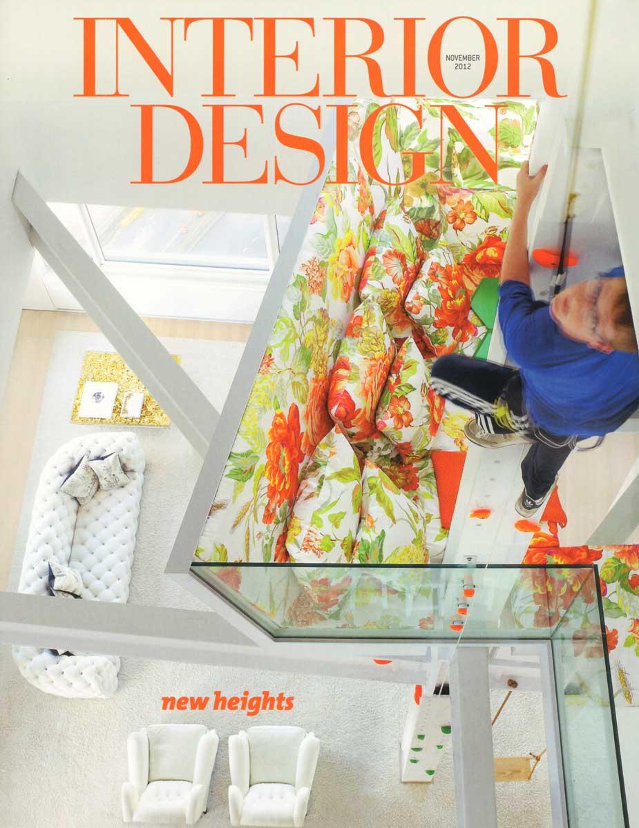 INTERIOR DESIGN USA 11-2012