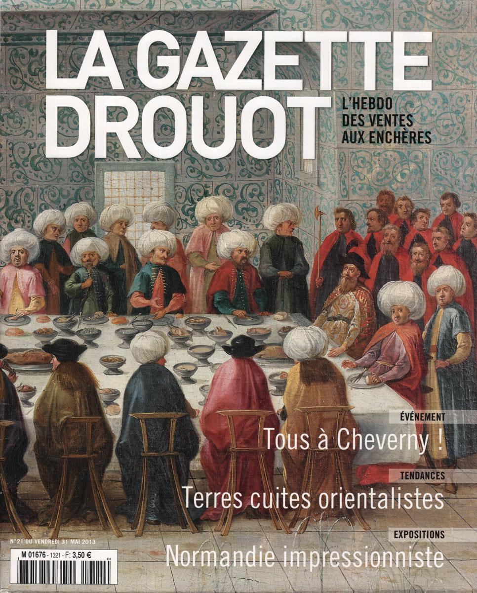 LA GAZETTE DROUOT 05-2013