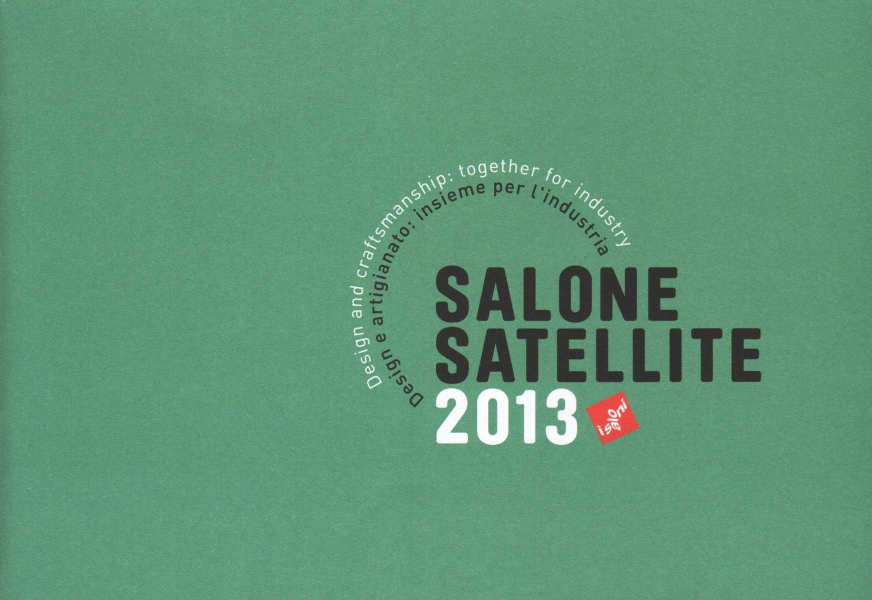 SALONE SATELLITE 04-2013