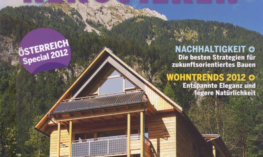 BAUEN _ RENOVIEREN AUSTRIA 04-2012