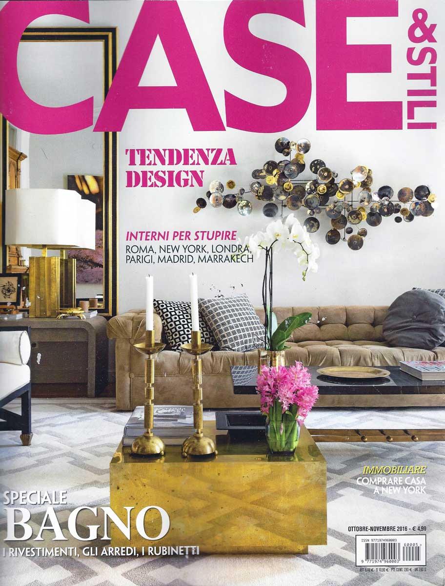 Case E Stili Design press - barberini & gunnell