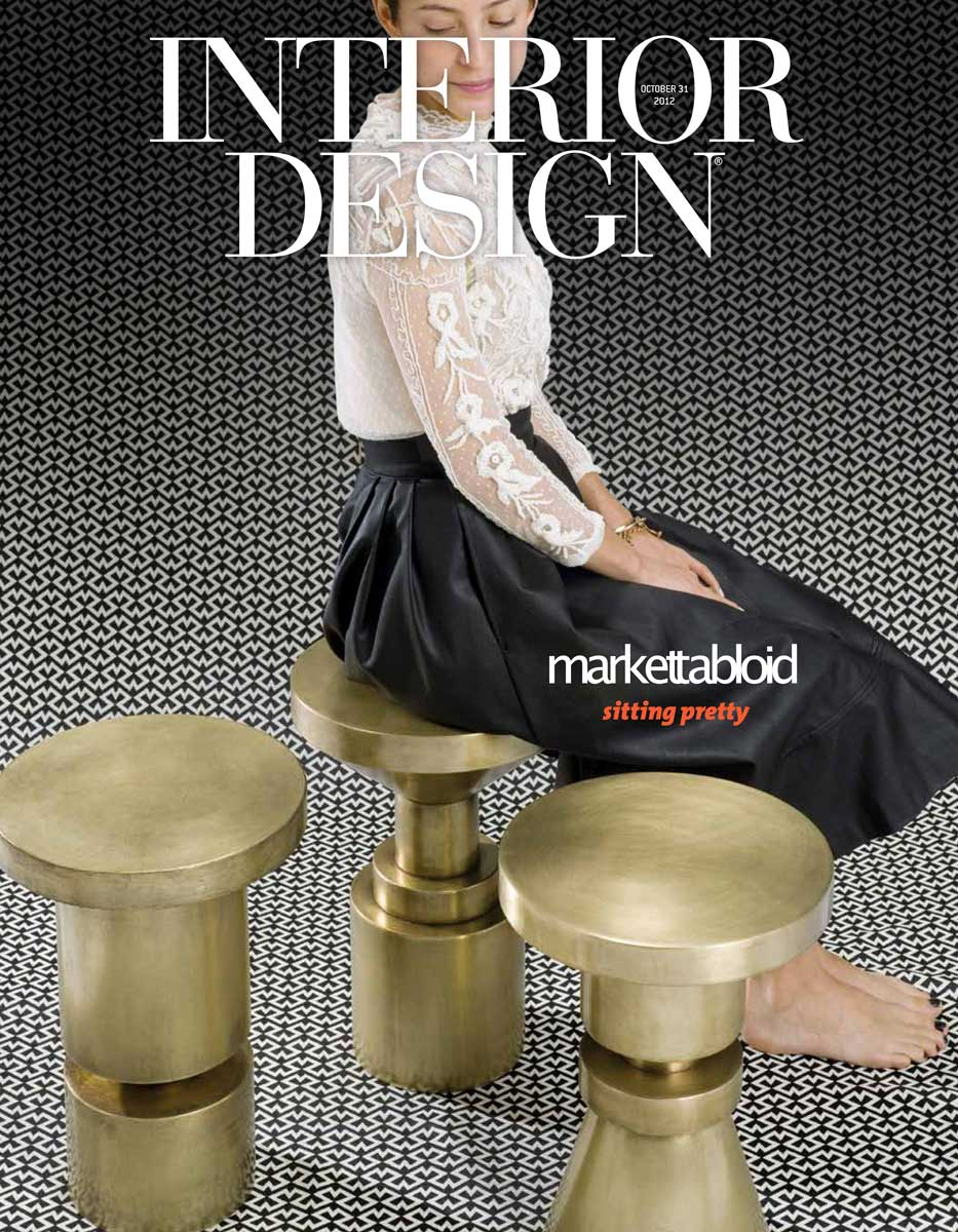 INTERIOR DESIGN USA 10-2012
