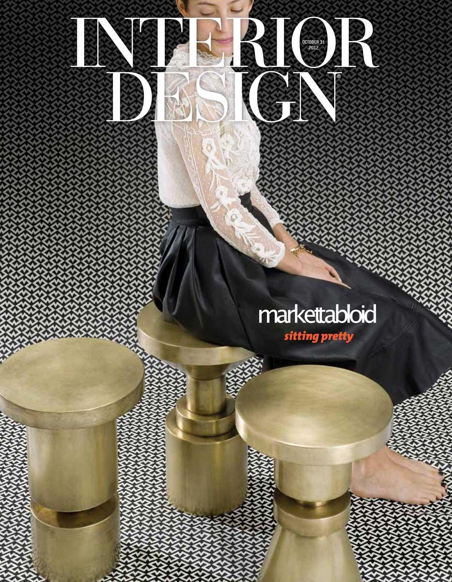 INTERIOR DESIGN USA 10-2012