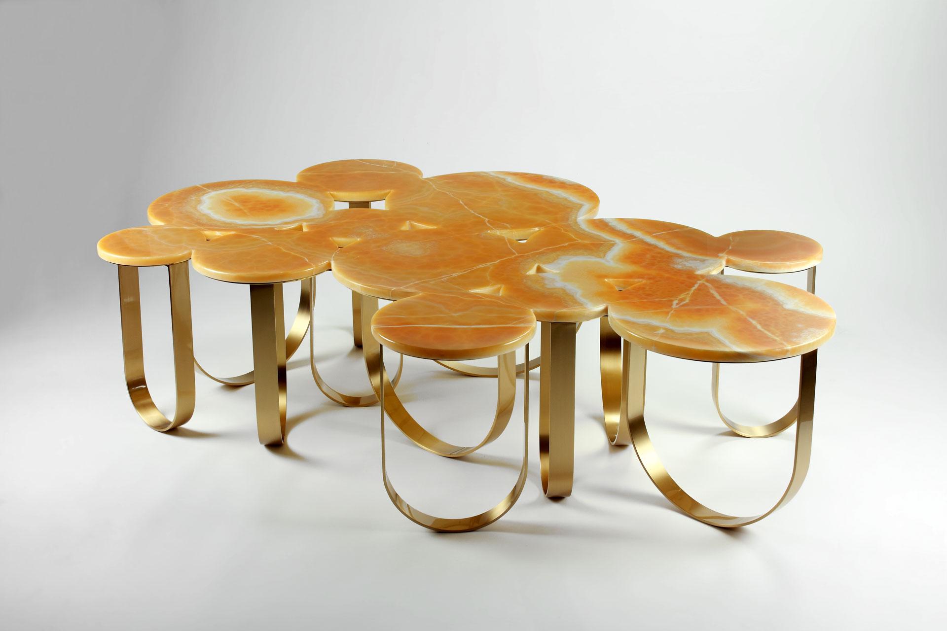 Cloud coffee table - Barberini & Gunnell