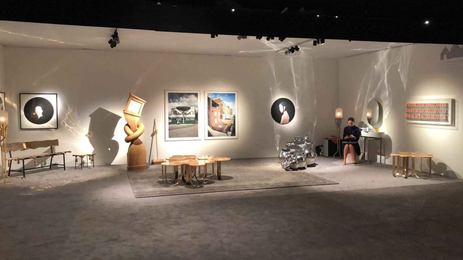 The Salon Art + Design - New York